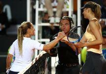 """Maria Sharapova e la risposta sul campo a Dominica Cibulkova: """"Ho sempre detto che volevo rispondere a tutte queste critiche all'interno del campo"""""""