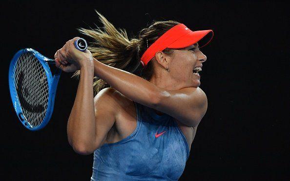 Maria Sharapova ex n.1 del mondo