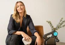 La Sharapova ha un nuovo business: è la consulente strategica di Therabody