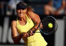 WTA Roma: Prima vittoria in carriera al Foro Italico per Maria Sharapova