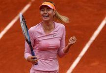 Maria Sharapova giocherà anche a Roma. Invito per il tabellone principale