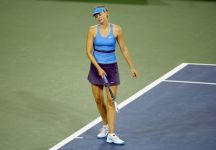 """Maria Sharapova perplessa sull'MTO della Ivanovic: """"Non ho capito veramente cosa avesse. Però il punto successivo dopo la pausa è stato molto lungo e mi sembrava stesse piuttosto bene"""""""