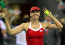L'ultima Fed Cup di Maria Sharapova?