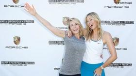 """Nel fine settimana arriva il """"Maria Sharapova & Friend"""""""