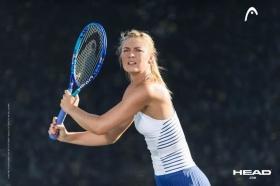 Maria Sharapova è stata squalificata per 15 mesi