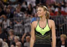 Maria Sharapova non si vede allenatrice