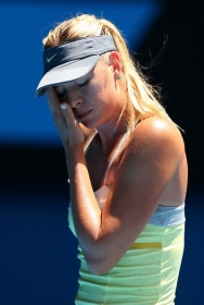 Maria Sharapova classe 1987, n.2 del mondo