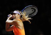 Video del Giorno: Il ritorno in campo di Maria Sharapova contro Roberta Vinci