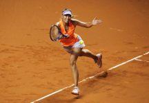 WTA Stoccarda e Istanbul: I risultati con il live dettagliato dei quarti di finale. Ancora una vittoria per Maria Sharapova. Ok la Halep (Video)