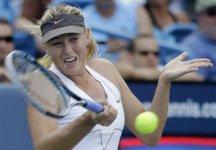 WTA Cincinnati: Maria Sharapova in rimonta supera Jelena Jankovic e trionfa nel torneo americano