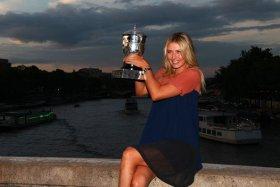 Maria Sharapova classe 1987, n.1 del mondo