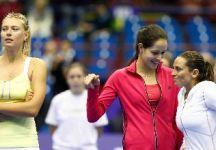 Vinci contro Sharapova: l'atteso incontro si fa realtà (in campo oggi alle ore 18:30)