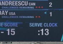 Dal prossimo anno arriva nel circuito WTA lo shot clock. Nel maschile solo nei Masters 1000