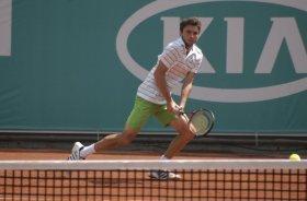Gilles Simon, best ranking n.6 (gennaio 2009).