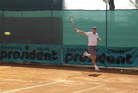 Marco Simoni classe 1986, best ranking n.564 del mondo