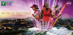 Inizierà il prossimo 17 ottobre il Masters WTA di Singapore