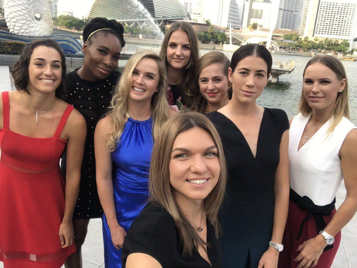 WTA Finals Singapore: Ecco i Gruppi