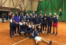 Il Tennis Club Sinalunga trionfa e approda nel campionato di Serie A1!