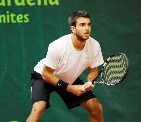 Alessandro Petrone, classe 1990, ha sconfitto Di Giovanni 6-3 6-3