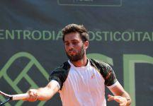 Challenger Sibiu: Perde in maniera netta Riccardo Sinicropi (Video)