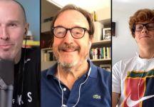 Conversazione di Marco Montemagno  con Jannik Sinner e Riccardo Piatti (Video completo)