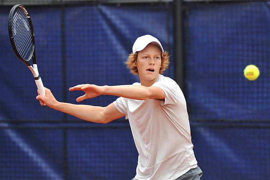 Jannik Sinner classe 2001 e n.298 ATP