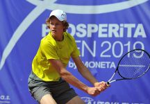 Challenger Ostrava: Jannik Sinner centra la finale ad Ostrava