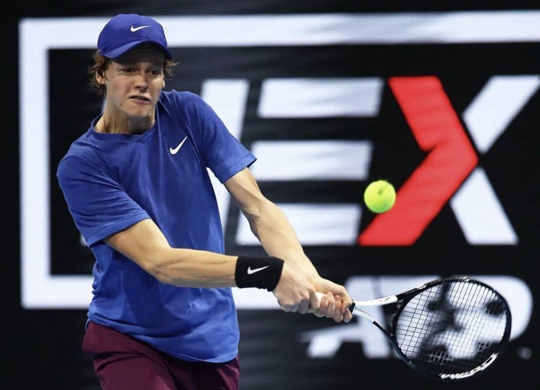 Tennis: 2020 parte male, Sinner fuori al Challenger Canberra