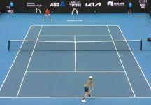 A Day at the Drive: Sinner gioca un set con Krajinovic e uno con Djokovic, li cede entrambi 6-3 con un buon tennis (con il video delle partite)