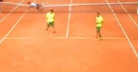 Mai Dire Tennis-----La caduta del doppista