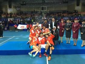 Per il secondo anno consecutivo vittoria degli Oue Singapore Slammers