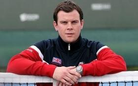 Leon Smith è il capitano non giocatre della Gran Bretagna di Davis Cup