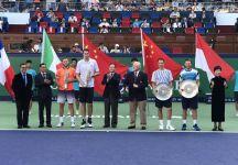 Masters 1000 Shanghai: Risultati Finali. Nel doppio successo di Sock e Isner