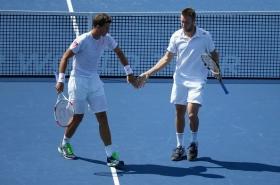 Jack Sock e Vasek Pospisil piazzano un record nel doppio
