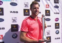 ATP Auckland: Jack Sock conquista il torneo e la top 20 (Video)