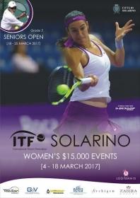 A Marzo tre tornei ITF consecutivi a Solarino