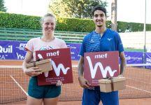 Perugia – ZzzQuil Tennis Tour: Vincono Lorenzo Sonego e Liudmila Samsonova (con le dichiarazioni dei vincitori)