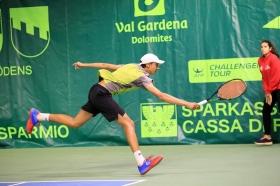 Lorenzo Sonego, 21 anni da Torino - (foto di Marco Wanker).