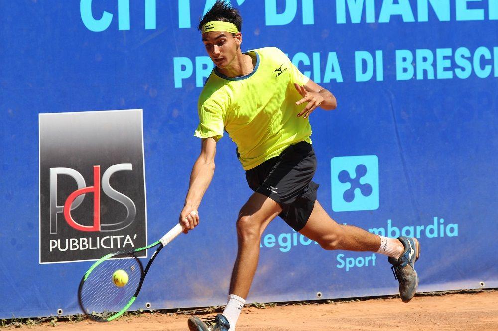 Lorenzo Sonego nella foto