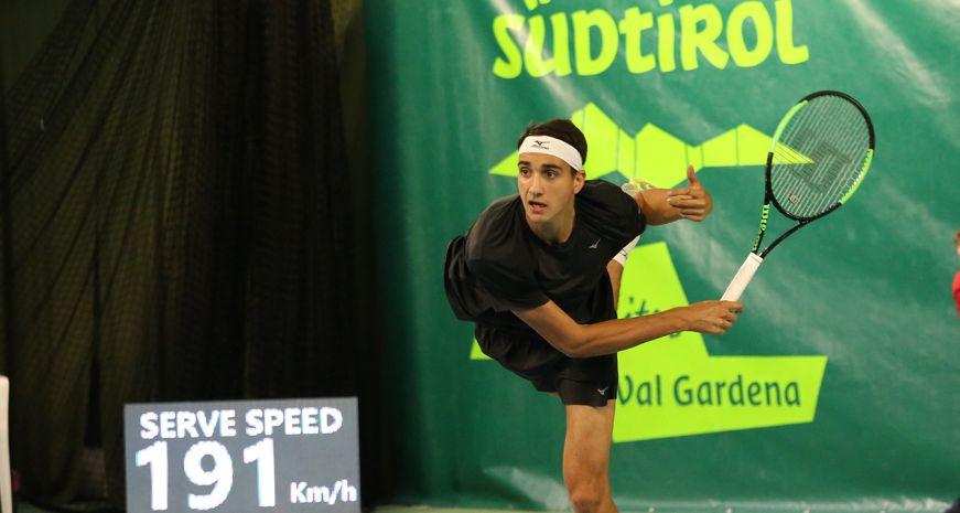 Lorenzo Sonego classe 1995, n.216 ATP