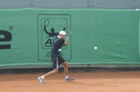 Lorenzo Sonego classe 1995, n.762 ATP - Foto di Fabio Lesca