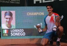 """Da Genova: Il successo di Lorenzo Sonego """"È' davvero un'emozione incredibile"""""""