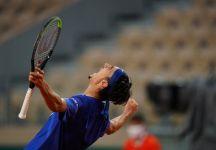 ATP Vienna: Lorenzo Sonego è in finale! L'azzurro sconfigge Evans in due set