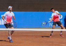 ATP Cagliari: Doppio. Primo titolo in carriera per Lorenzo Sonego e Andrea Vavassori