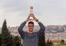 """Lorenzo Sonego dopo il successo a Cagliari: """"Un sogno? Riuscire a giocare le ATP Finals a Torino, la mia città"""" (con il video della finale di Cagliari)"""