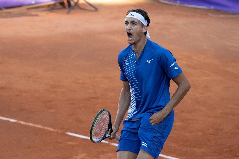 Lorenzo Sonego - Foto Marta Magni/MEF Tennis Events
