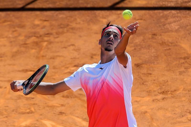 Lorenzo Sonego, prima finale ATP su terra battuta