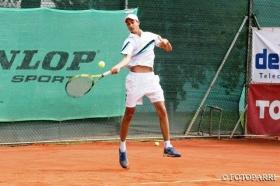 Lorenzo Sonego classe 1995, n.783 ATP - Foto di Fabio Lesca