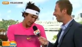 Il sosia di Rafael Nadal