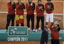"""Uno Sventaglio di Tennis: Spagna e """"terra rossa"""", Del Potro non basta"""